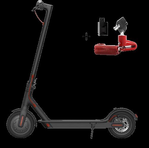 jaxy e-scooter